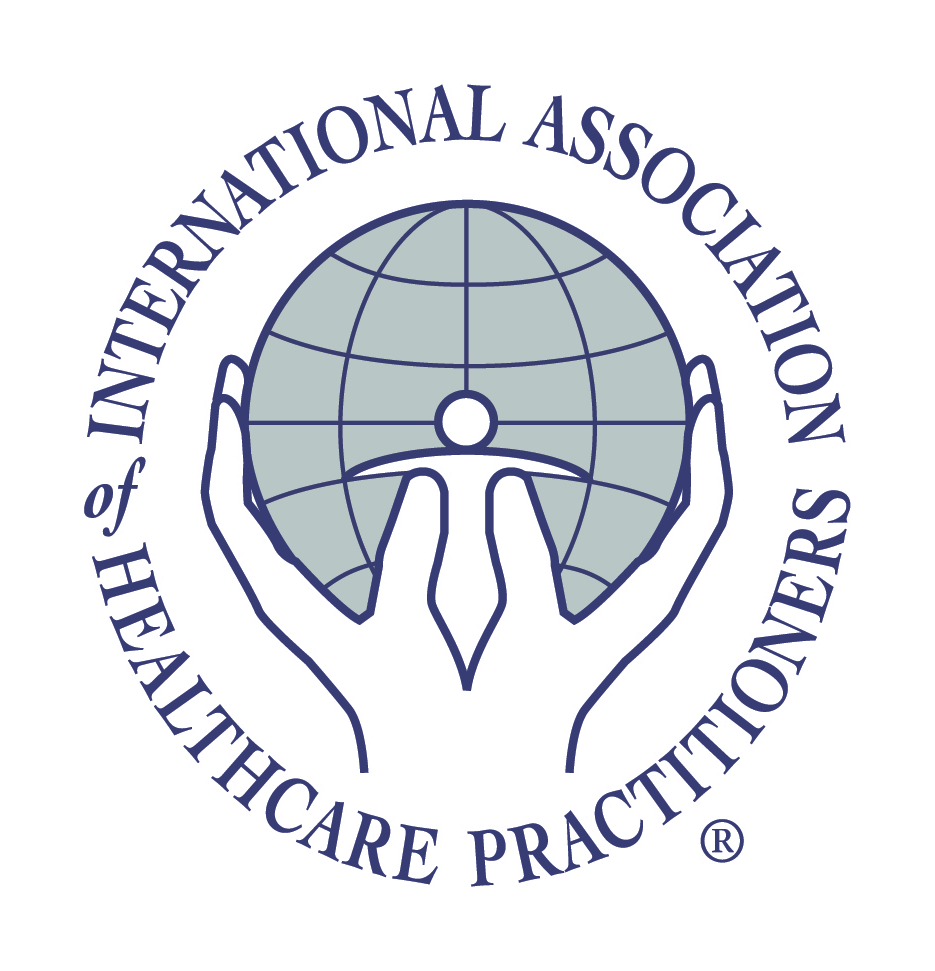 Logo of the International Association of Healthcare Practitioners (IAHP)